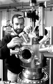 Alain Kaloyeros starts his career teaching physics at the University at Albany in 1988. He worked out of a lab tucked in a basement next to a room contaminated by radiation.