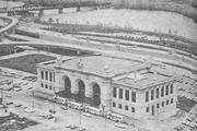 May 1984: Peter Kiernan, president of Albany-based Norstar, signs onto an $8.5 million deal to convert the empty Union Station in downtown Albany to the corporate headquarters for his bank. Union Station will become Nortstar Plaza. It is later renamed Kiernan Plaza.