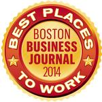 Boston Business Journal announces 2014 Best Places to Work winners