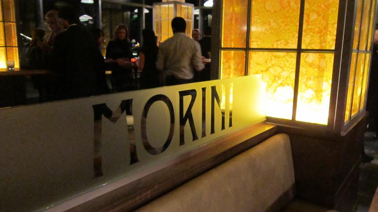 Osteria Morini In Capitol Riverfront Is Part Of Restaurants Delivery Program