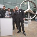 Triangle region in running for new <strong>Mercedes</strong>-Benz HQ, report states