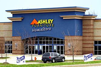 Ashley Homestore Replacing Sport Chalet In Roseville Sacramento
