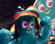 And just when you think you've seen it all, there's Rasta Gumby.