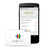 Google Wallet rolls out debit card as digital goes tangible