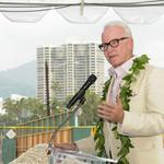 OliverMcMillan CEO: We like to develop projects where we like to visit, including Hawaii