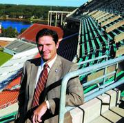 Steve Hogan, CEO, Florida Citrus Sports