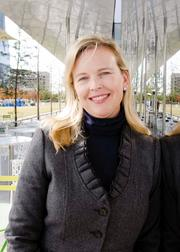 Klyde Warren Park President Tara Green says the city's focus on adding green space has helped revitalize downtown.