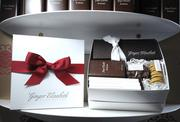 The Ginger Elizabeth retail store in midtown sells gift boxes.