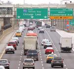 Chicago traffic bad? Blame the economy