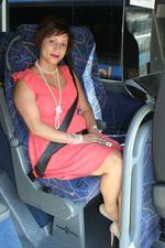 Megabus praises bus seat-belt regulations