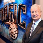 Orlando Magic induct Pat Williams, <strong>Nick</strong> <strong>Anderson</strong> into Hall of Fame