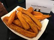 Aramark's sweet potato fries.