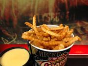 Chickie's & Pete's crabfries are back for a second year.