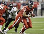 Houston Texans in 2013: Cusp of AFC championship game to historic low