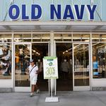 Old Navy trades Shoppes at Northway for McCandless Crossing