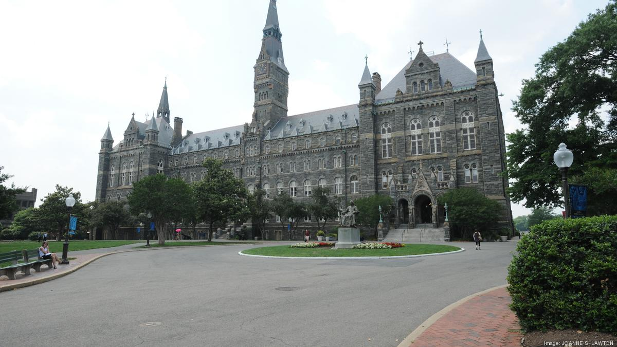 Georgetown University University Of Maryland Offer Tuition Breaks