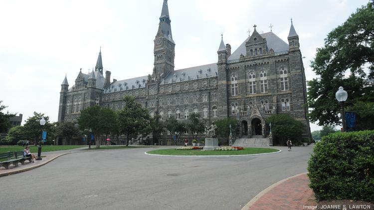 Georgetown University Top Ranked Area School In Us News Rankings