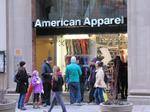 American Apparel shareholder staves off loan default, overhauls board (Video)