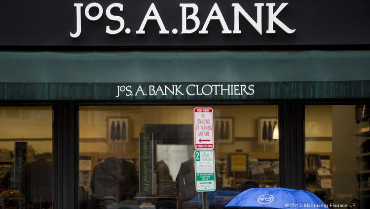 Jos A Bank Showing Signs Of Improvement Despite 9 8 Sales Decline Baltimore Business Journal