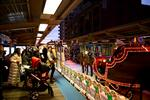 Chicago holiday tradition hits the rails Friday