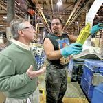Manufacturers innovate, diversify in turbulent economy