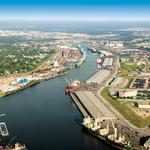 World's largest ethane facility ships first export from Port of Houston