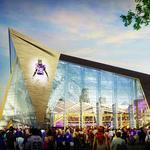 Vikings up stadium contribution by nearly $50 million as costs rise