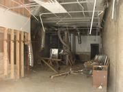 Much work is still to be done for DeJaVu's coming Downtown Memphis location on Main Street.