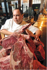Chef <strong>Jeffrey</strong> <strong>Stout</strong> on why he's going into the Pruneyard