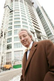 Real estate: Barry Mandel, president of Mandel Group Inc. - Mandel's development of housing in Milwaukee over the past decades is a key piece to the revitalization of the city's downtown. Mandel's projects include redeveloping much of Milwaukee's lower east side after land was cleared for a freeway spur that was never built and the University Club Tower on the city's lakefront. His firm currently has a broad mix of downtown and suburban infill projects in the works.