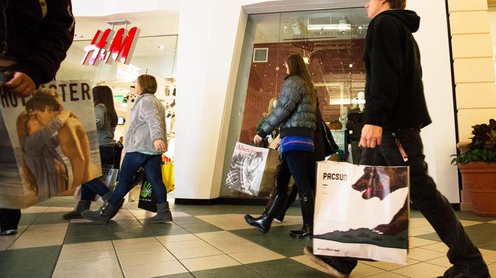 Ohio retail sales expected to rise in the holiday season