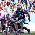 Carolina Panthers lose to Saints but win for NBC affiliate
