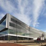 Architect team selected for new public library uptown