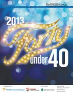 40 Under 40 winners promise to light up sky like flame