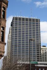 Commerce Tower redevelopment picks contractor, architect