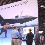 Lockheed Martin sees Q3 profit slip, but sales inch higher