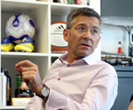 Adidas CEO Hainer gets a new contract