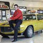 Schnatter back in the driver's seat at Papa John's