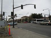 The Higby sits at the intersection of Ashby and San Pablo avenues, two major corridors in Berkeley.