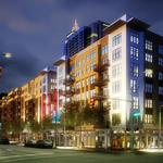 Downtown Raleigh preps for new apartment complex