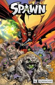 """Cover for """"Spawn"""" No. 126"""