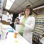 D'Youville's inaugural pharmacy class faces tight job market