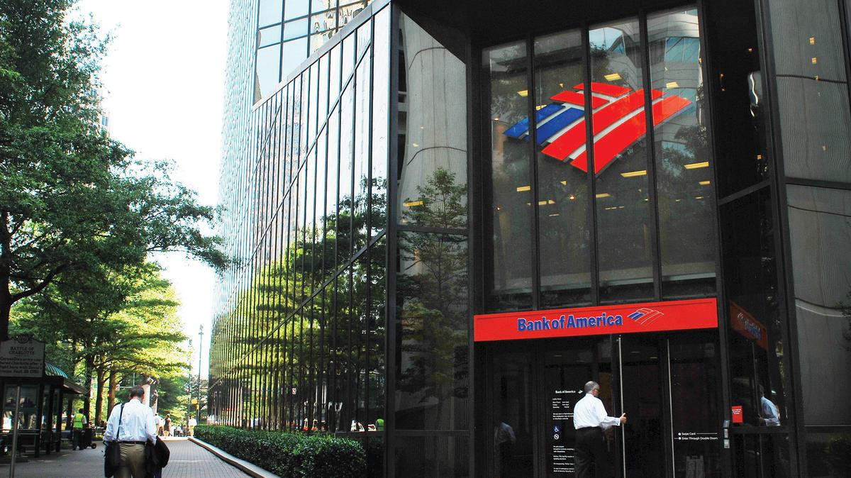 Bank of America is delaying return-to-office plans for US employees - Charlotte Business Journal