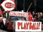 Findlay Market parade won't be held on Reds Opening Day