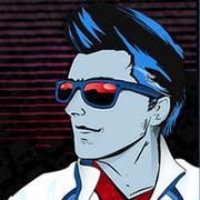 Scott Fuller's gravatar on his Etsy website The Character Chest.