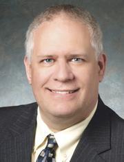 Myles Gartland, director of MBA programs at Rockhurst University's Helzberg School of Management