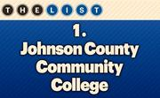 No. 1 Johnson County Community College  Fall 2013 Enrollment: 19,684 Location: Overland Park For more information, check out the 2013 Top colleges and universities available to KCBJ subscribers.