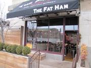The Fat Ham (3131 Walnut St.) is in Dranoff Properties' Left Bank building in University City.