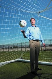 """Dave Kaval, President, San Jose Earthquakes  """"Don't swing at every pitch."""""""