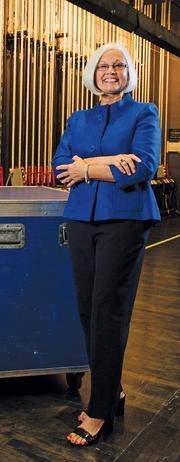 Terri McLain,  President, Mercy Hospital Washington